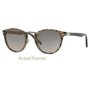 Persol PO3108S Sunglasses - Striped Beige (1019M3)